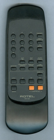 ROTEL RR-T92 Genuine  OEM original Remote