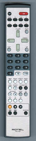 ROTEL RRAT96 Genuine OEM original Remote