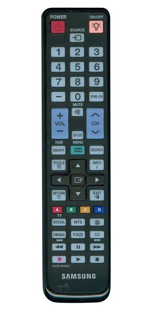 SAMSUNG AA59-00442A Refurbished Genuine OEM Original Remote