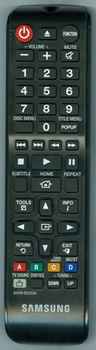 SAMSUNG AH59-02533A Genuine OEM original Remote