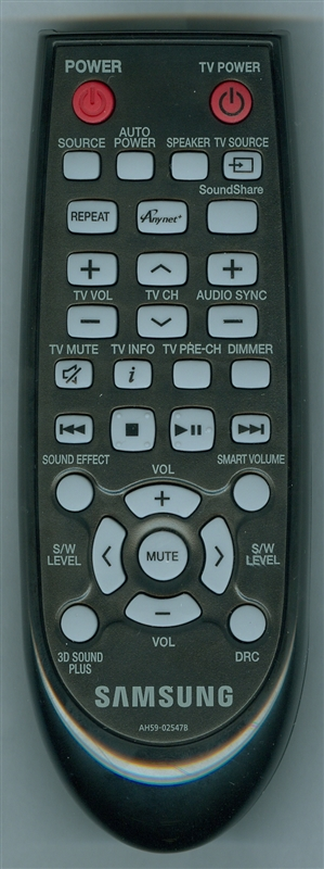 SAMSUNG AH59-02547B Genuine OEM original Remote