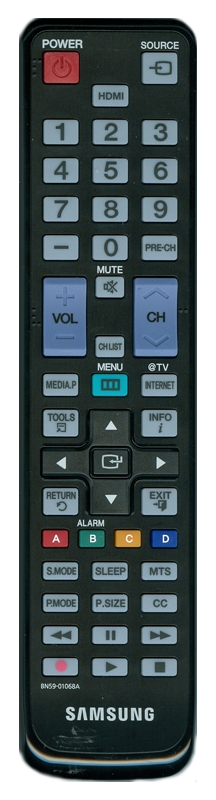 SAMSUNG BN59-01068A Genuine OEM original Remote