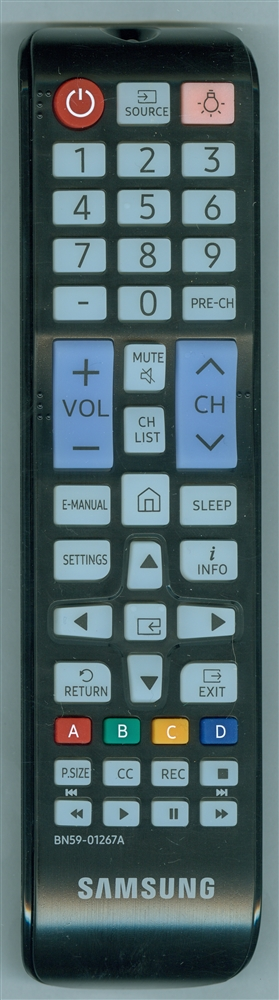 SAMSUNG BN59-01267A Genuine OEM Original Remote