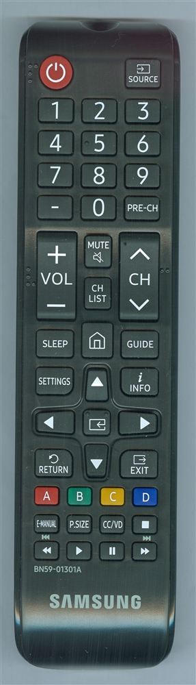 SAMSUNG BN59-01301A Genuine OEM original Remote