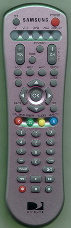 SAMSUNG RS-106N Genuine OEM original Remote