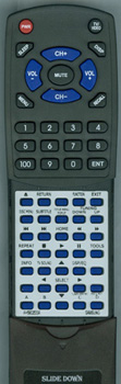 SAMSUNG AH59-02533A Custom Built Redi Remote