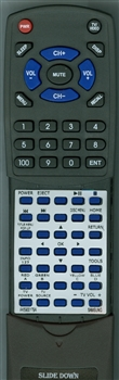 SAMSUNG AK59-00179A Custom Built Redi Remote