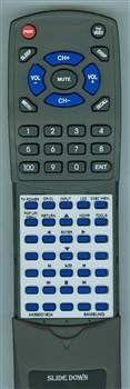 SAMSUNG AK59-00180A Custom Built Redi Remote