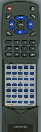SAMSUNG BN59-00545A Custom Built Redi Remote