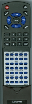 SAMSUNG BN59-01199F Custom Built Redi Remote