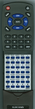 SAMSUNG BN59-01223A Custom Built Redi Remote