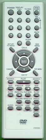 SANSUI 076R0HE06A Genuine  OEM original Remote