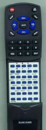 SANYO 645 015 6564 IR9440 Custom Built Redi Remote