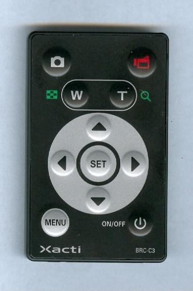 SANYO 645 093 6746 BRC-C3 Genuine  OEM original Remote