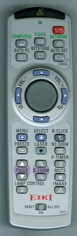 SANYO 645 093 6968 CXYD Genuine OEM original Remote