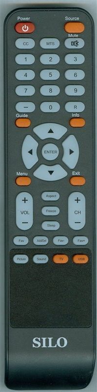SILO SL4013 Genuine OEM original Remote