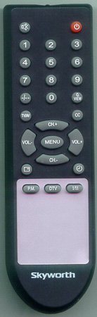 SKYWORTH SLTV1551 Genuine  OEM original Remote