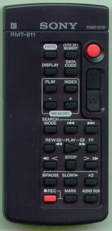 SONY 1-475-950-53 RMT811 Genuine  OEM original Remote