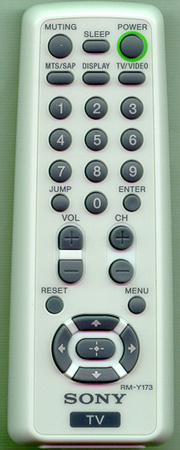 SONY 1-477-174-22 RMY173 Genuine  OEM original Remote