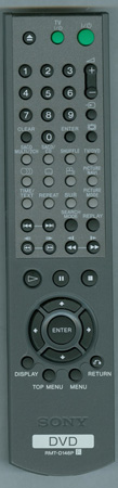 SONY 1-477-212-11 RMTD146P Genuine  OEM original Remote