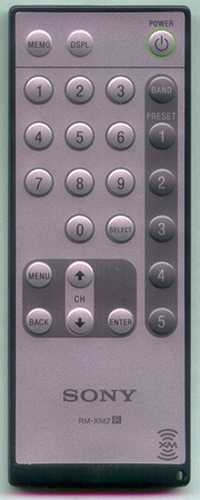 SONY 1-477-522-11 RMXM2 Genuine OEM original Remote