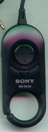 SONY 1-478-402-11 RMMC26 Genuine OEM original Remote