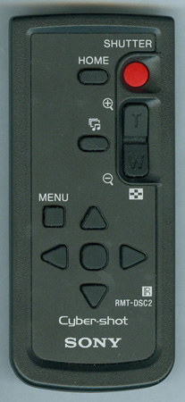 SONY 1-478-655-91 RMTDSC2 Genuine OEM original Remote