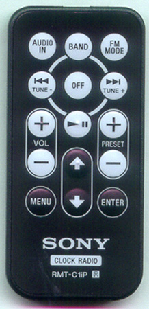 SONY 1-480-550-11 RMTC1IP Genuine OEM original Remote
