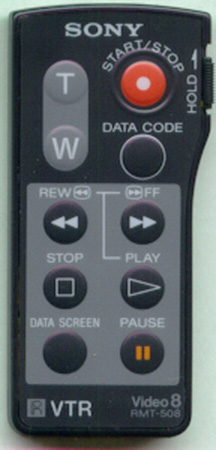 SONY 1-693-092-21 RMT508 Genuine OEM original Remote