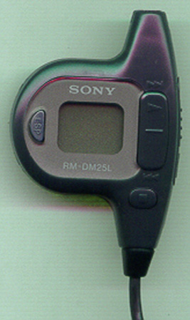 SONY 8-917-553-90 RMDM25L Genuine  OEM original Remote