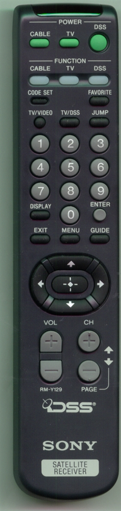 SONY 8-951-869-90 RMY129 Refurbished Genuine OEM Original Remote