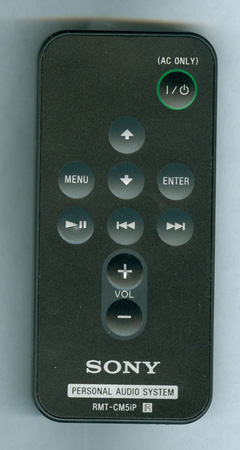 SONY 9-885-153-99 RMTCM5IP Genuine OEM original Remote