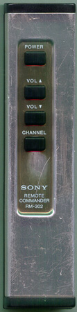 SONY A-1470-053-A RM302 Genuine  OEM original Remote