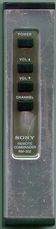 SONY A-1470-053-A RM302 Refurbished Genuine OEM Original Remote