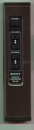 SONY A-1470-201-A RM303 Genuine  OEM original Remote
