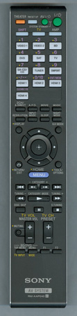 SONY A-1709-784-A RMAAP040 Genuine  OEM original Remote