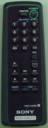 SONY A-3250-881-A RMTC575A Genuine  OEM original Remote