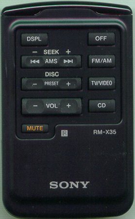 SONY RMX35 RMX35 Genuine  OEM original Remote