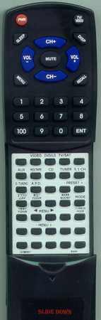 SONY 1-418-833-11 RMU304 Custom Built Redi Remote
