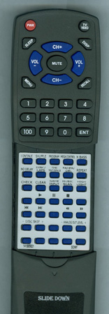 SONY 1-418-858-21 RMDC545 Custom Built Redi Remote
