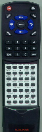 SONY 1-467-948-11 RMTV158 Custom Built Redi Remote