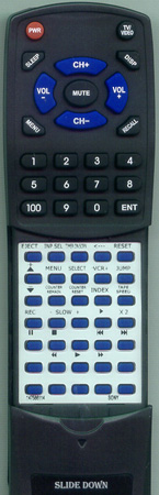 SONY 1-475-861-11 RMY153 Custom Built Redi Remote