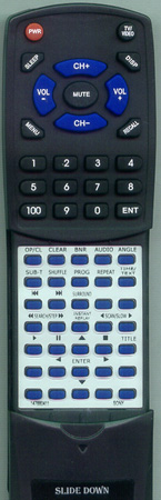 SONY 1-476-604-11 RMTD128A Custom Built Redi Remote