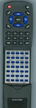 SONY 1-476-606-11 RMPP505 Custom Built Redi Remote