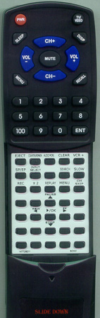 SONY 1-477-282-11 RMTV402B Custom Built Redi Remote