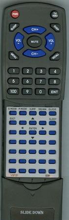 SONY 1-479-712-11 RMYD006 Custom Built Redi Remote
