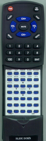 SONY 1-479-827-11 RMYD010 Custom Built Redi Remote