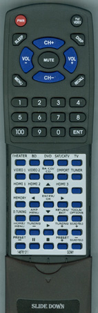 SONY 1-487-613-11 RMAAU073 Custom Built Redi Remote