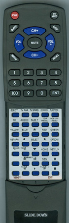 SONY 1-489-949-11 RMADP072 Custom Built Redi Remote