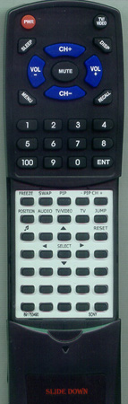 SONY 1-473-750-41 RMY137 Custom Built Redi Remote